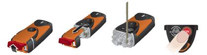 Activation balise de détresse PLB 406 Fast Find Ranger avec GPS, équipement de sécurité montagne