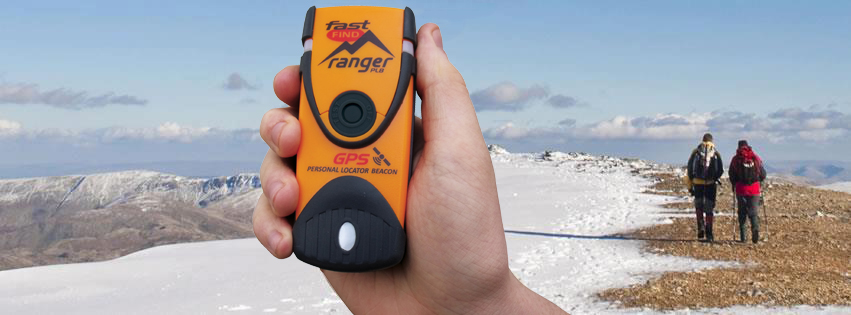 Balise de localisation d'urgence PLB Fast Find Ranger 406