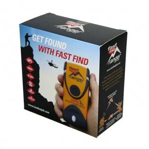 Fast Find Ranger, balise de détresse équipement de sécurité randonnée