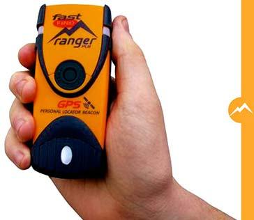 PLB Fast Find Ranger équipement de sécurité sports