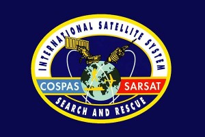 Logo COSPAS-SARSAT