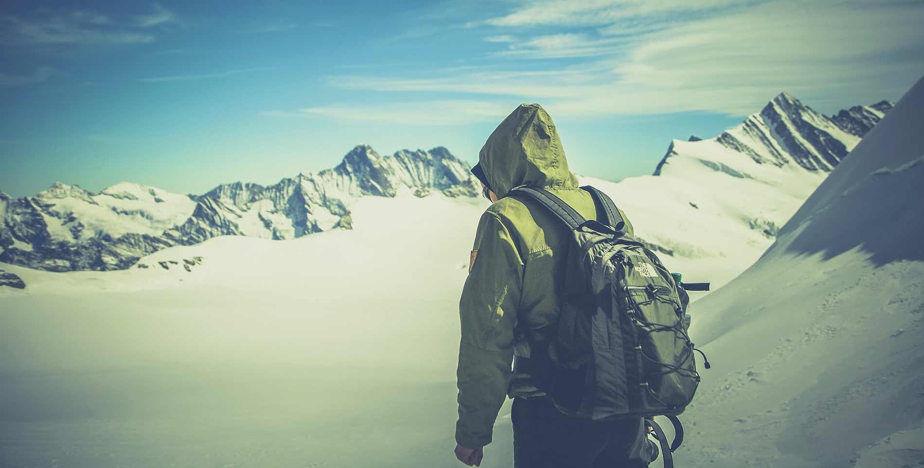 Montagne sécurité géolocalisation tracking GPS personne en détresse