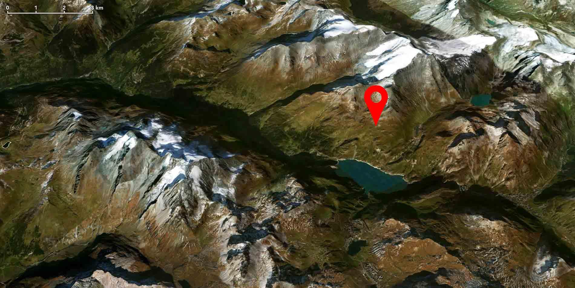 Géolocalisation, carte géographique
